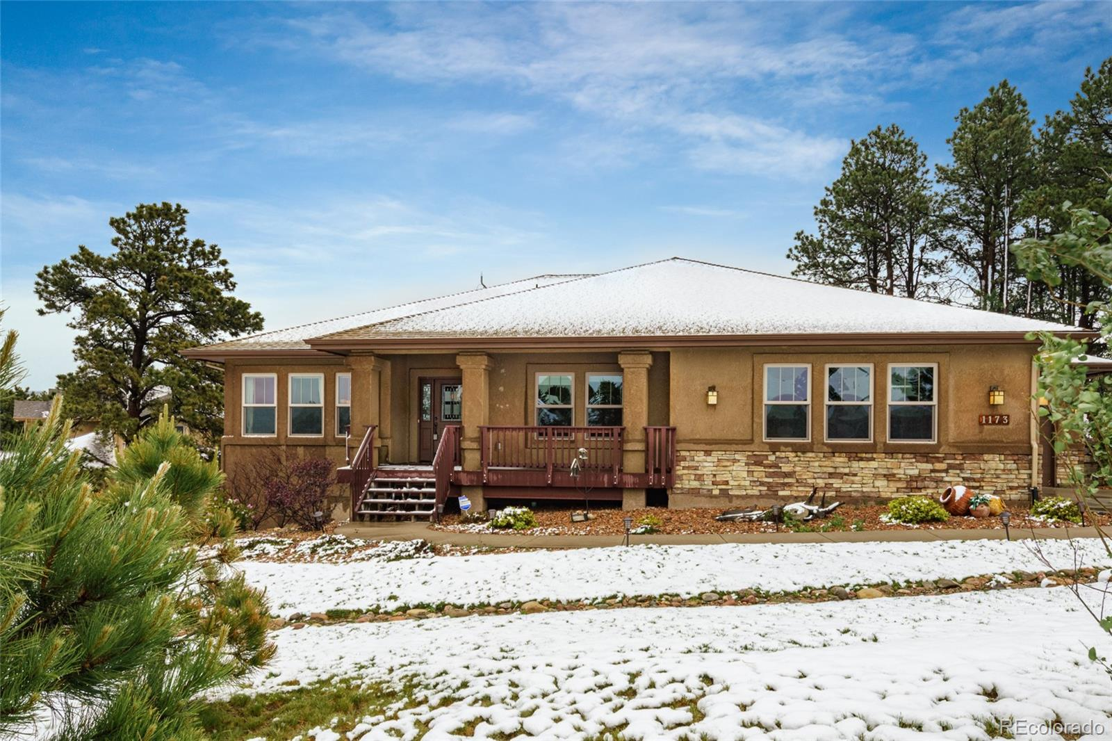 Photo of 1173  Greenland Forest Drive, Monument, CO 80132