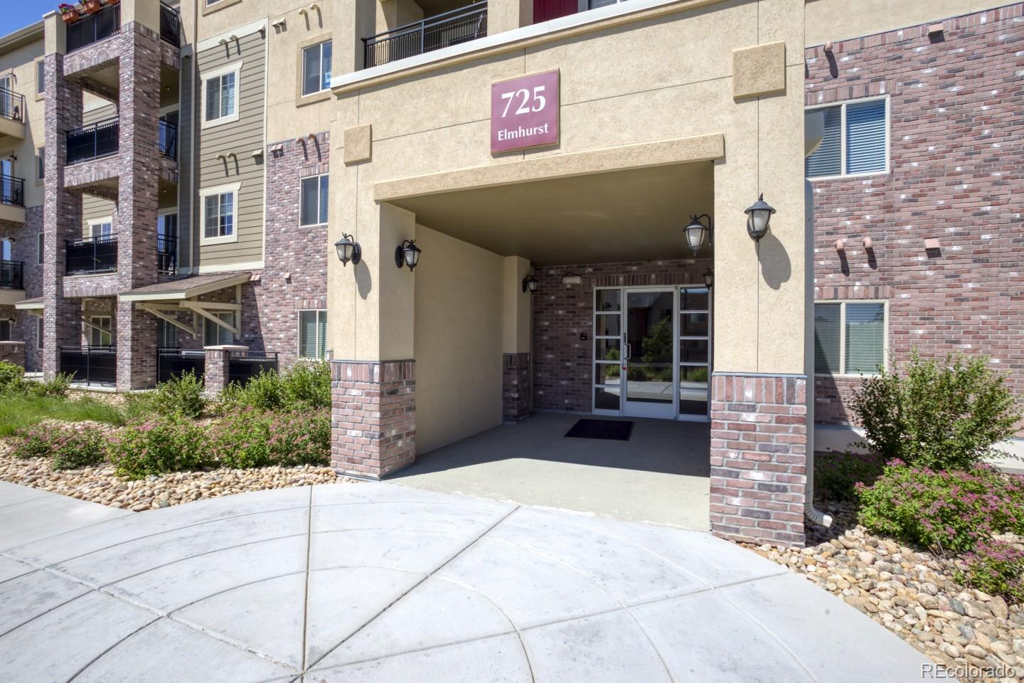 This fantastic condo has everything: LOCATION, spacious, bright, new paint, under cabinet lighting, 9' ceilings and a fantastic open floor plan! Counter-tops to be replaced with quartz - make your color selection by 9/7/2/0. (choices in property) Come check out this gently lived in home in central Highlands Ranch Town Center. Beautiful east views out both bedrooms, easy access to underground, heated parking with one space and quick elevator. Great in unit laundry room with washer and dryer included! Walking distance to many restaurants and shopping and fantastic parks (Civic Green Park is a short walk). Farmers market typically available through the summer and fall. All Highlands Ranch rec centers are included with the HOA which includes parks, full work out, pools, trails.... so much to list.  Call listing agents if you need more details.