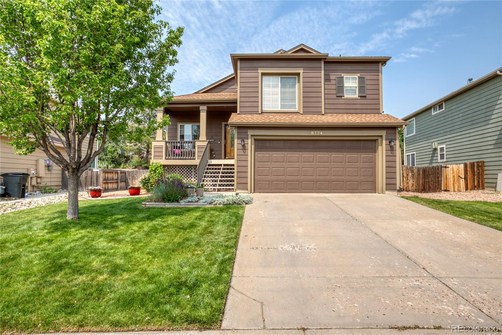 Photo of 8774  Wildrye Circle, Parker, CO 80134