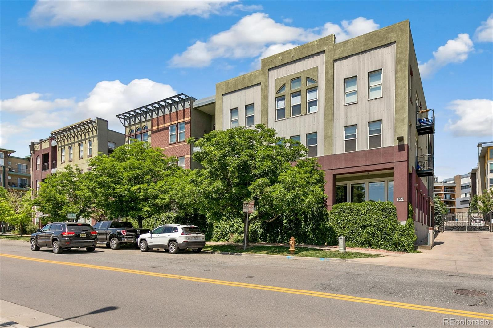"Live in the heart of Denver at a fantastic price!  - This LoHi Loft is in the center of all the action. Explore the neighborhood and experience all that LoHi has to offer, or take a short walk to LoDo, Coors Field, Pepsi Center, Mile High Stadium, and beyond. A block away from Confluence Park, the Platte River, and Cherry Creek paths allows you access to walking, jogging and biking to your heart's content. This well-cared-for, large 2-bed, 2, bath end unit loft features high ceilings and a ""chef's dream"" kitchen with stainless steel appliances and a huge kitchen island perfect for entertaining.  The master bedroom offers a spacious closet and a remodeled master bathroom. The 2nd bedroom has beautiful french doors and direct access to the balcony.  Oversized windows throughout throw an abundance of natural light into the space.  Enjoy striking views of  Downtown Denver from your own private balcony as you relax, grill and entertain.  Included is an in-unit washer & dryer, in-unit storage and a additional private storage locker along with 2 deeded parking spaces (1 parking space in garage and 1 in the secured parking lot).   Don't miss this great opportunity as it is sure to go fast."