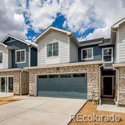 """Luxury Townhome in the heart of Castle Rock!  Dirt start estimating completion May/June 2021, photos are of model home.  The beautiful Essex is a 3 bed, 2.5 bath, with attached 2 car garage, patio, and basement! Kitchen includes granite countertops, gas range, stainless steel appliances, dishwasher, and built-in microwave.  Open floorplan with 2-story entryway, spacious living area, kitchen island, dining space, and is perfect for entertaining.  Includes energy-efficient furnace, A/C, tankless water heater, and 2"""" white blinds.  Right outside your back door, you can enjoy miles of walking trails through the beautiful scenery of the nature filled canyons. Don't miss out on living at The Enclave, just moments away from major highways, shopping, dining, award winning Douglas County Schools, and multiple outdoor activities!  The Essex is one of our model homes, so make an appointment to come see it today!"""