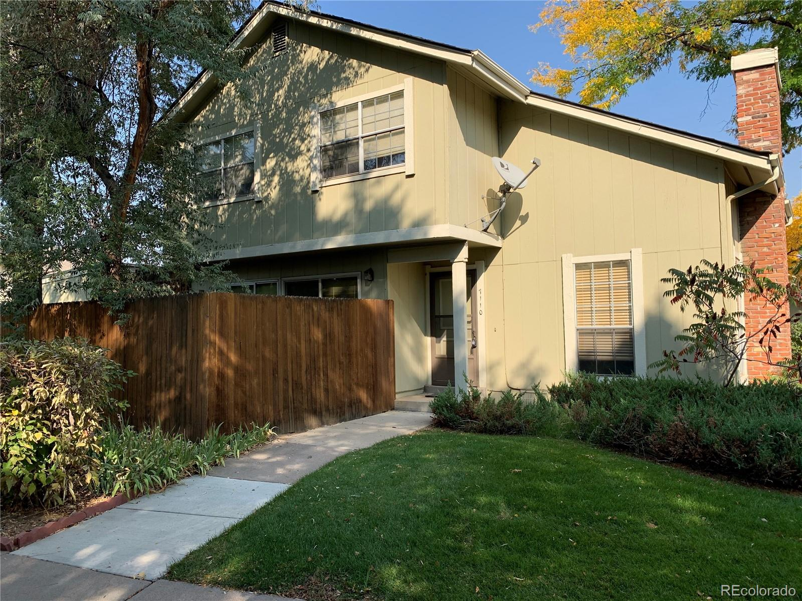Home is an awesome location close to The Streets of Southglenn!  Great bones and community easy access to C-470, pool, clubhouse, and tennis courts.