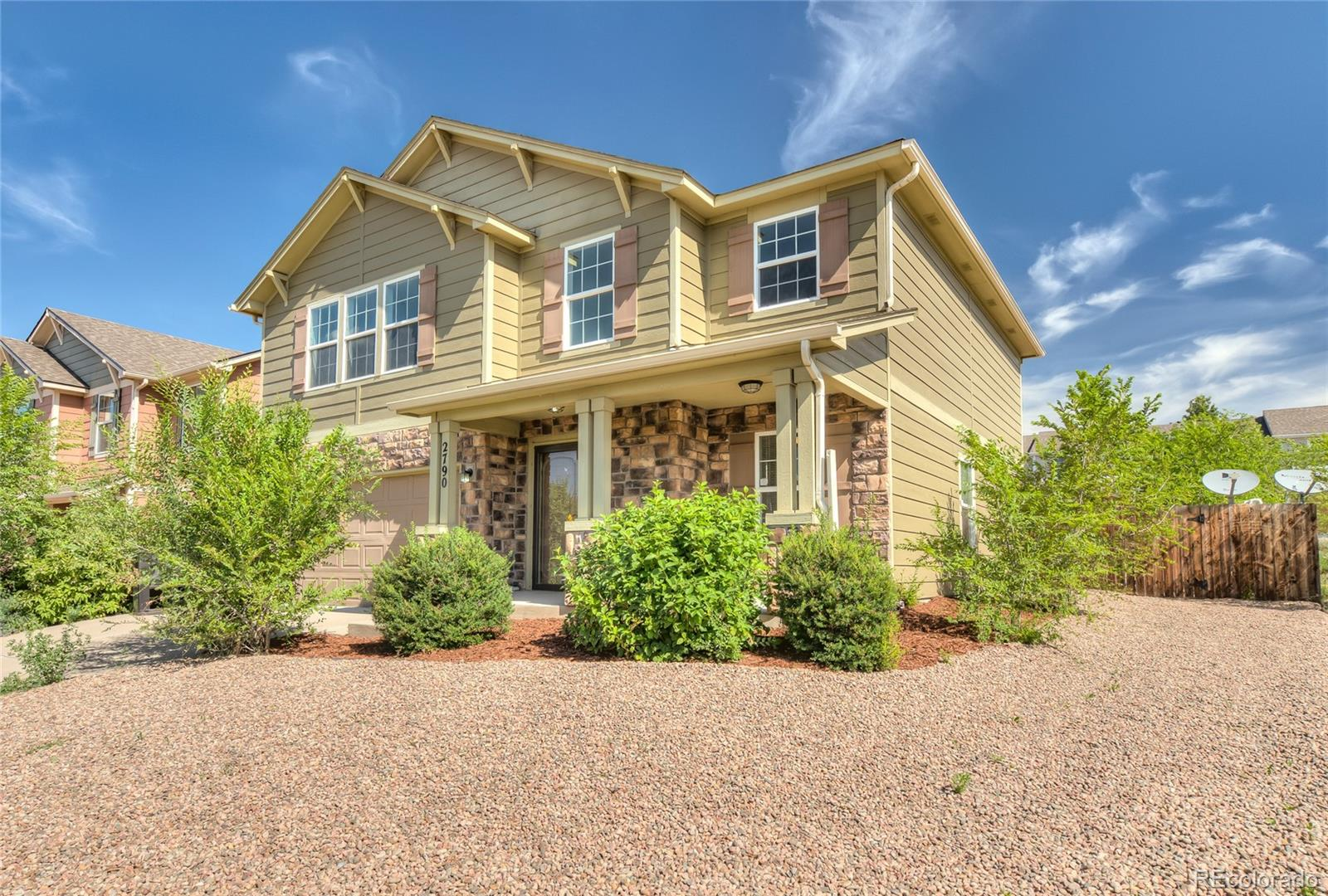 Photo of 2790  Winterbourne Street, Colorado Springs, CO 80910