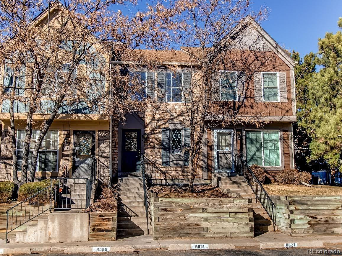 This beautiful townhome has been fully remodeled in 2020 with eye-catching upgrades as well as a brand new furnace and air conditioning unit.  This home will not be lived in after remodel before sale, so buyer will be first to live in this stunning home.  The lower level features a ½ bath, vaulted ceilings and a cozy fireplace plus a laundry room with washer/dryer included, storage area, together with a courtyard and brand new granite wet bar, wine fridge and entertainment area.  The main level has a fully renovated kitchen with brand new white cabinets, pantry, granite countertops and stainless steel appliances.  The upper level features 2 bedrooms, an updated bathroom with tile bathtub and shower surround plus skylights, vaulted ceilings and 2 closets in the master bedroom.  The townhome has two parking spaces and is located close to highly rated schools, great shopping at the Streets of SouthGlenn, and very quick access to C-470.  Pool and other great amenities included in the reasonably priced HOA dues. This one will not last long!
