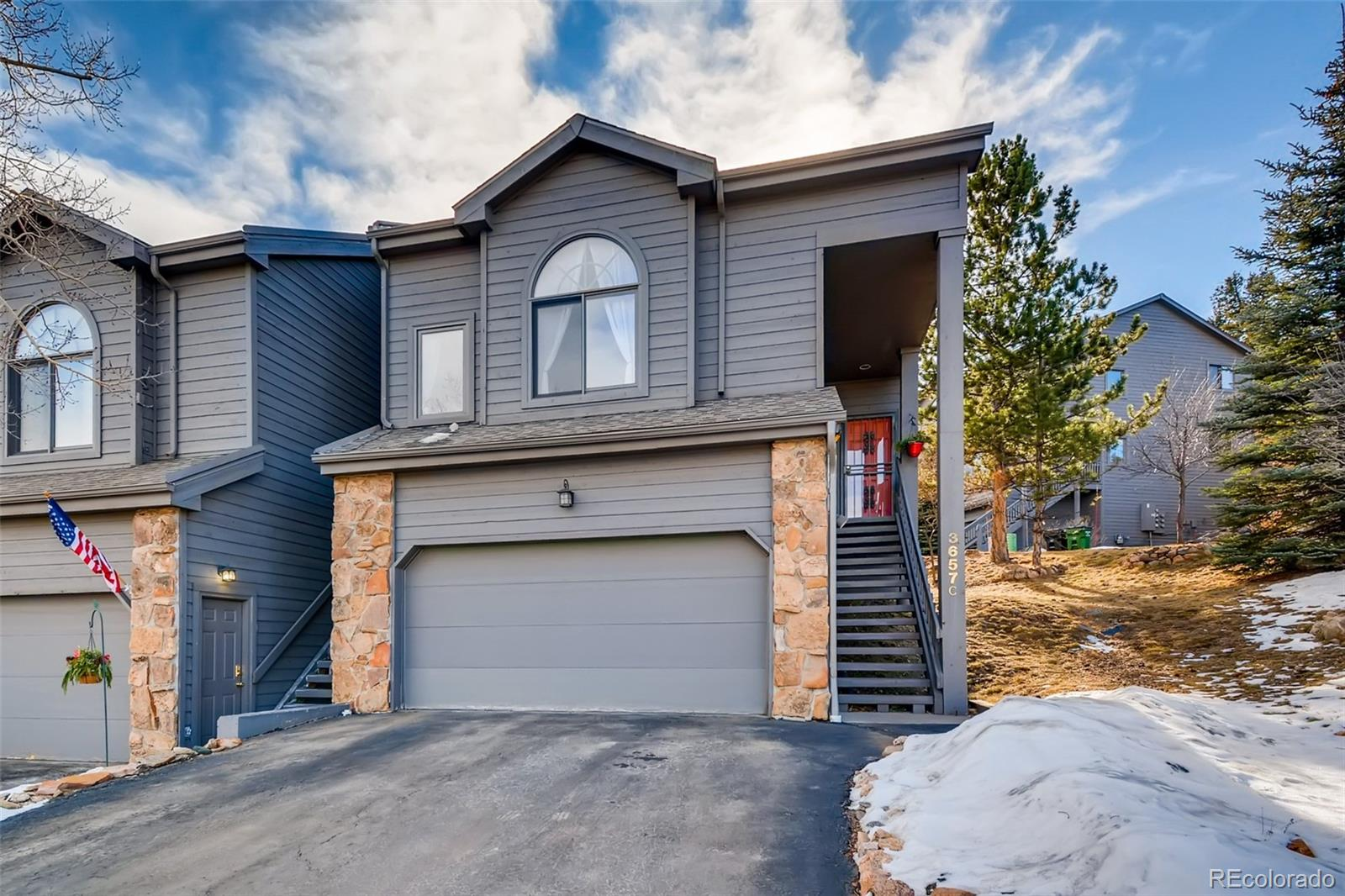 Photo of 3657  Joyful Way  C, Evergreen, CO 80439
