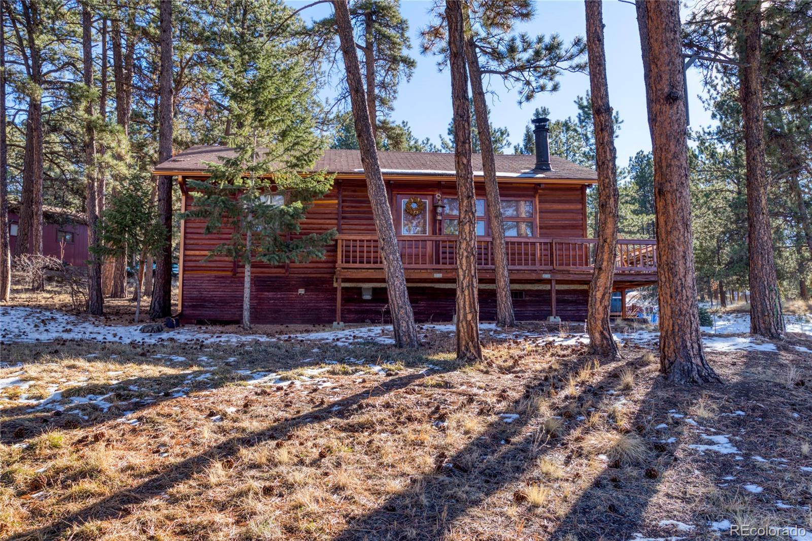 Photo of 54  Arrowhead Lane, Florissant, CO 80816