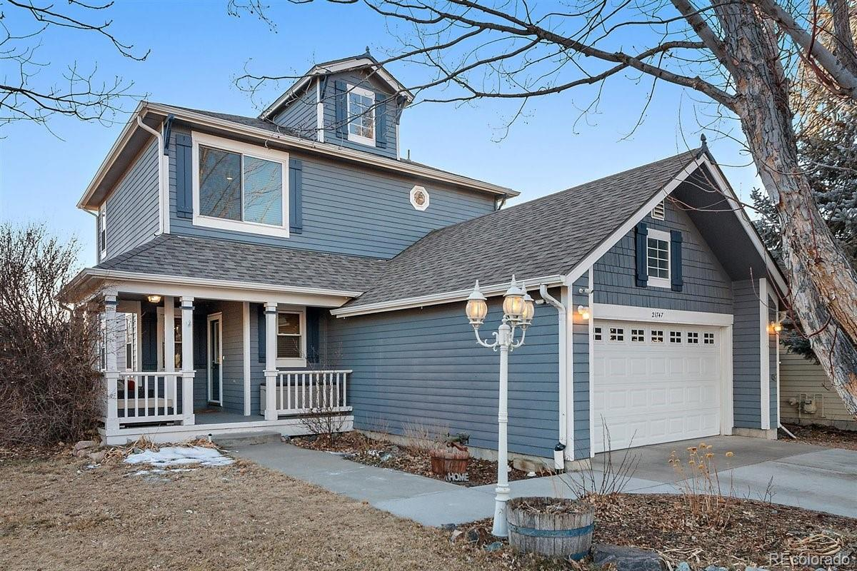 Photo of 21747  Farmingdale Court, Parker, CO 80138