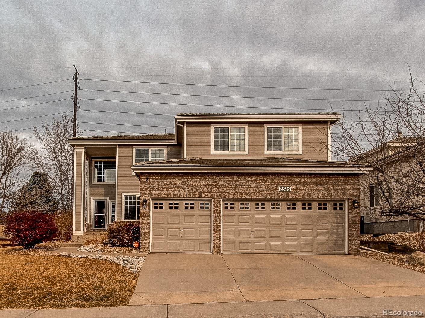 Highlands Ranch                                                                      , CO - $625,000