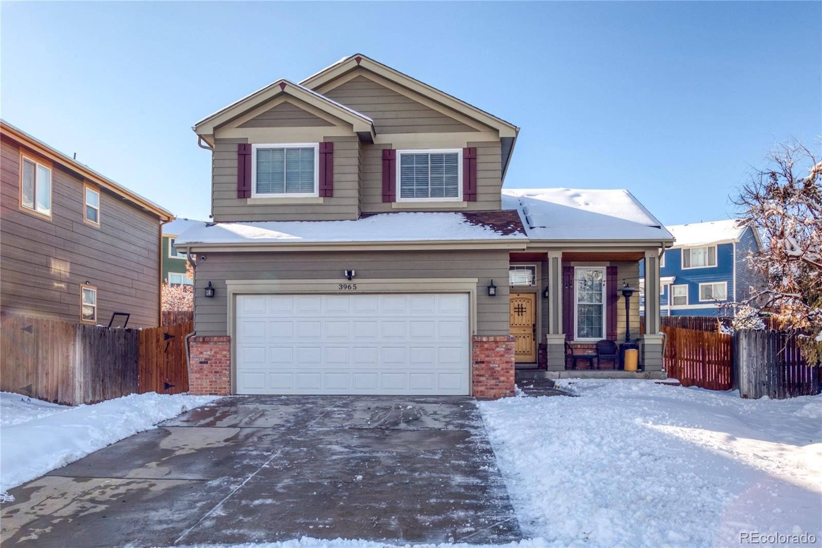 Photo of 3965 S Shawnee Street, Aurora, CO 80018