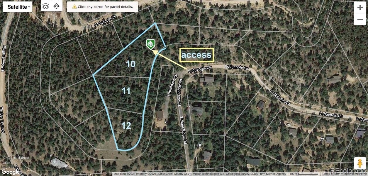 Photo of 32724  Lodgepole Circle, Evergreen, CO 80439