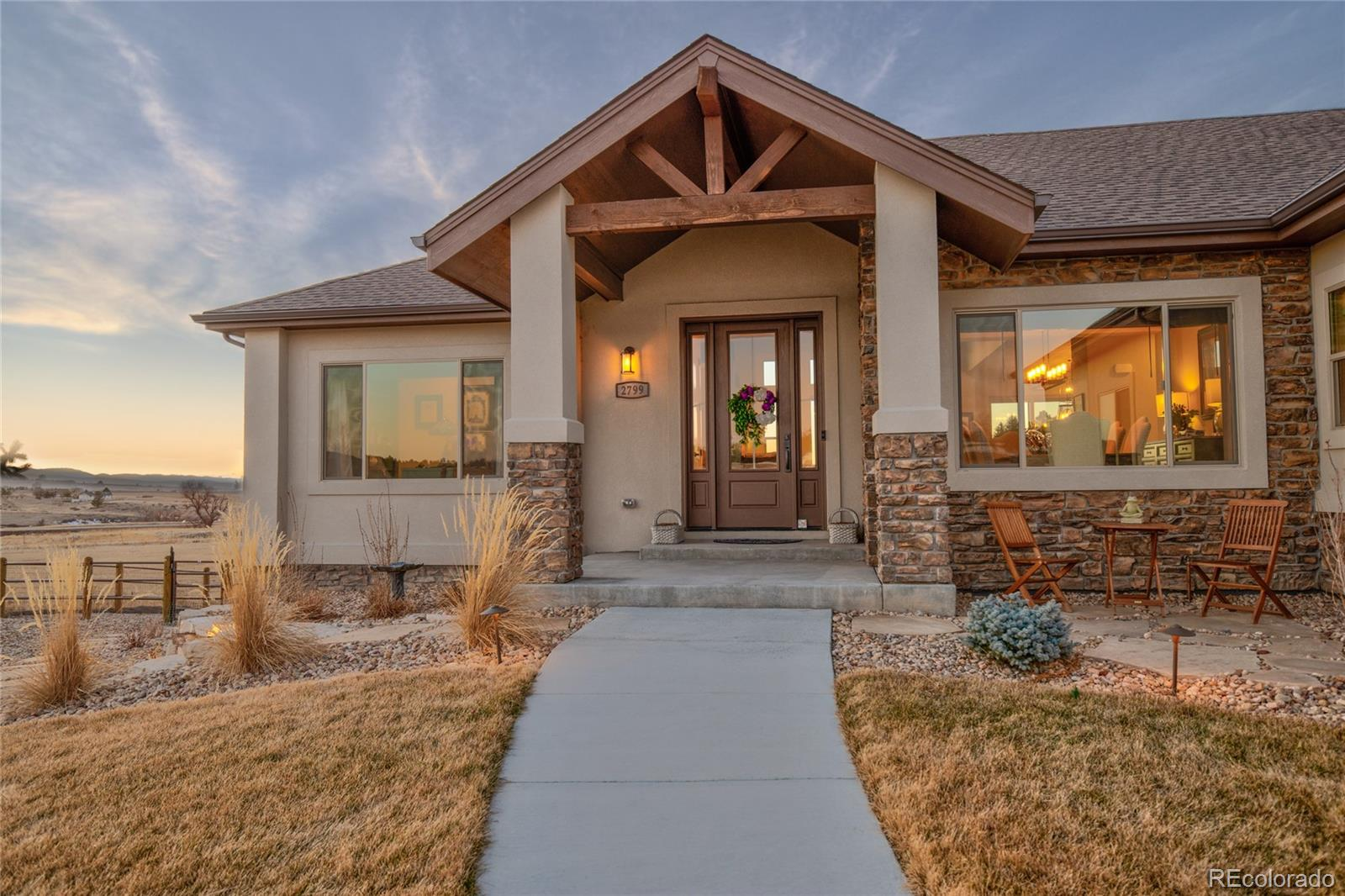 Photo of 2799  Morning Run Court, Franktown, CO 80116