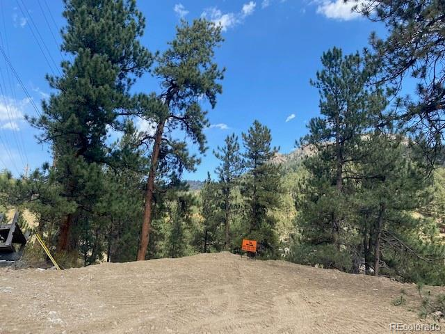 Building site * Bailey water and San * colorado nat gas avail*mountain views from top of the town of Bailey.