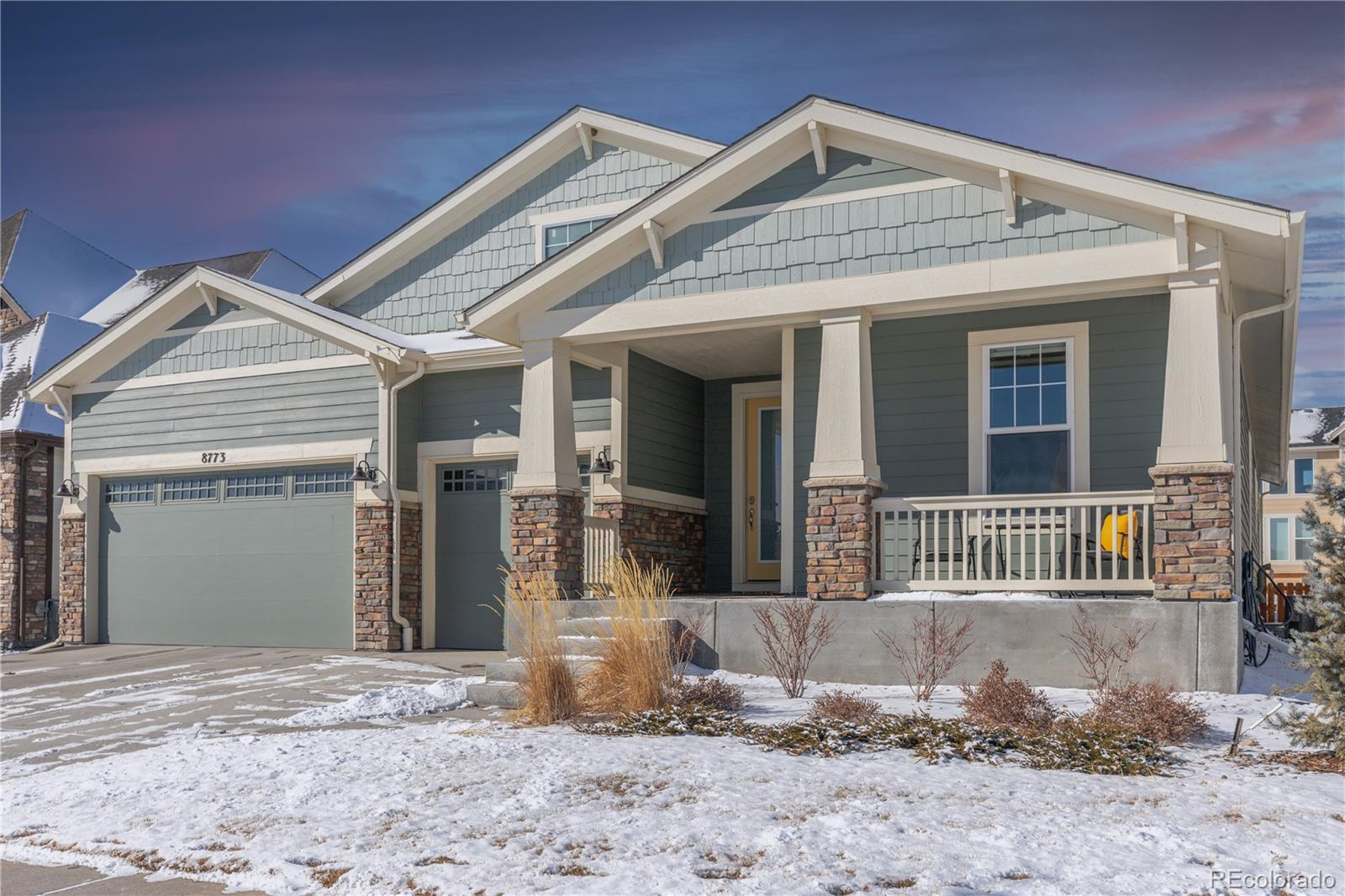 8773 Dunraven Street, Arvada, CO 80007