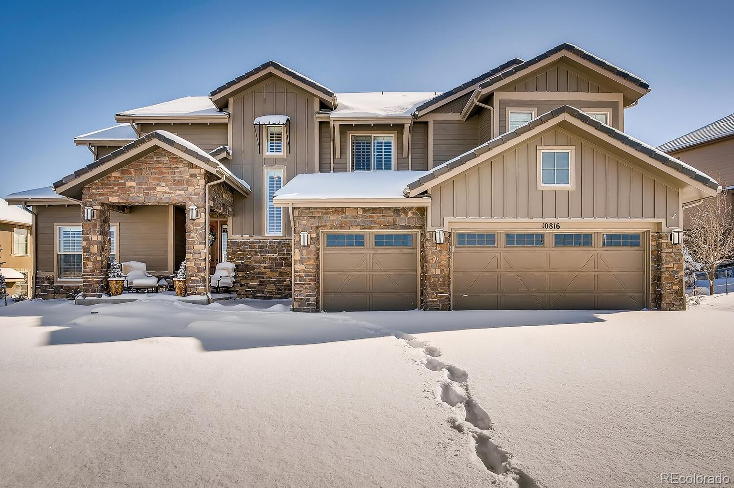 Photo of 10816  Sundial Rim Road, Highlands Ranch, CO 80126