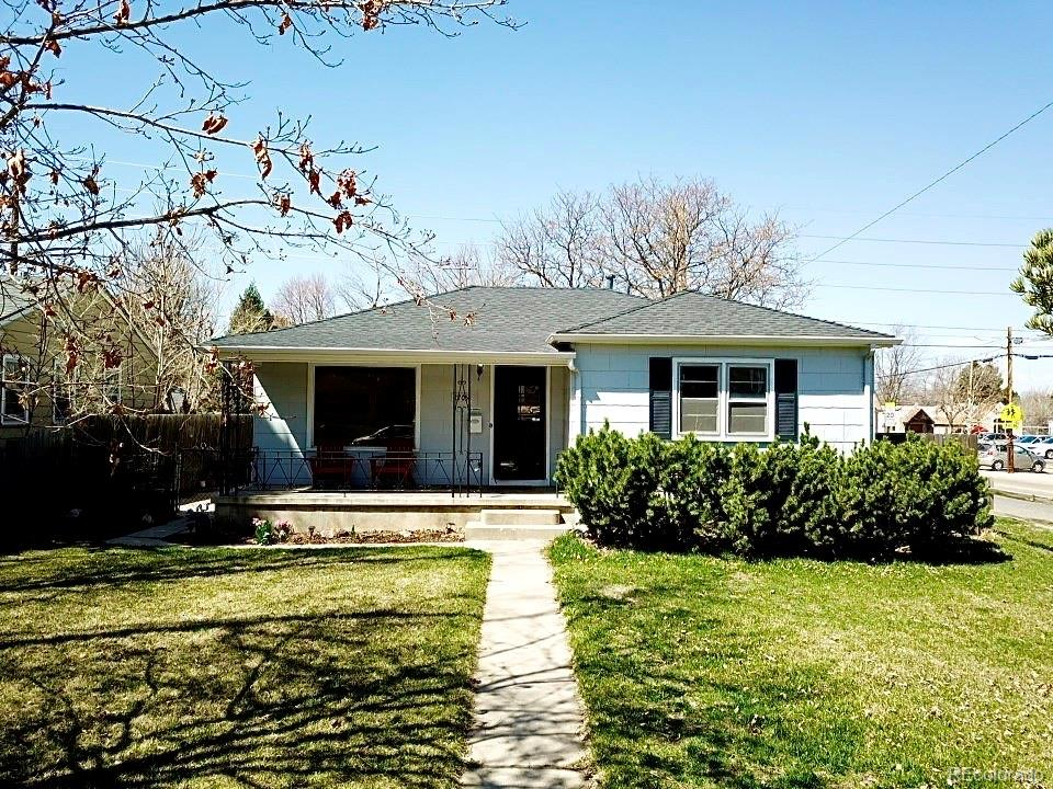 Photo of 2705 S Gilpin Street, Denver, CO 80210