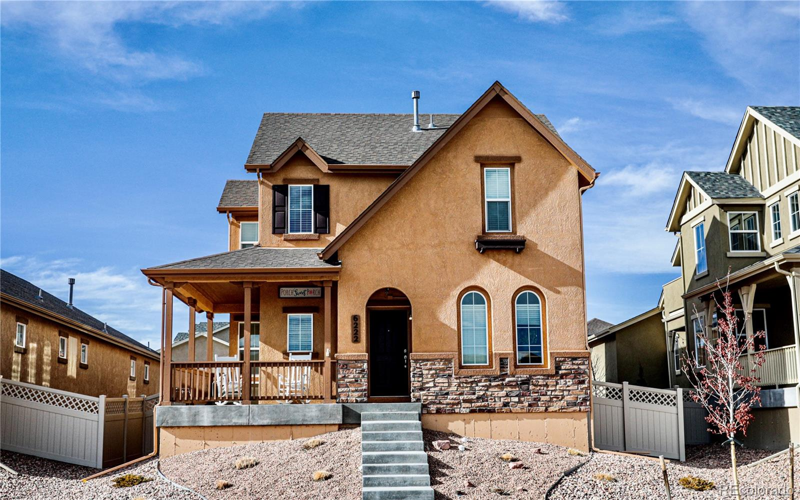 Photo of 6222  Leon Young Drive, Colorado Springs, CO 80924