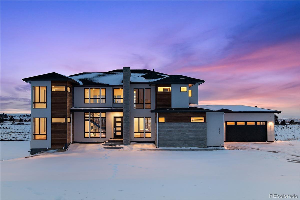 9583 Canyonwind Place, Parker, CO 80138