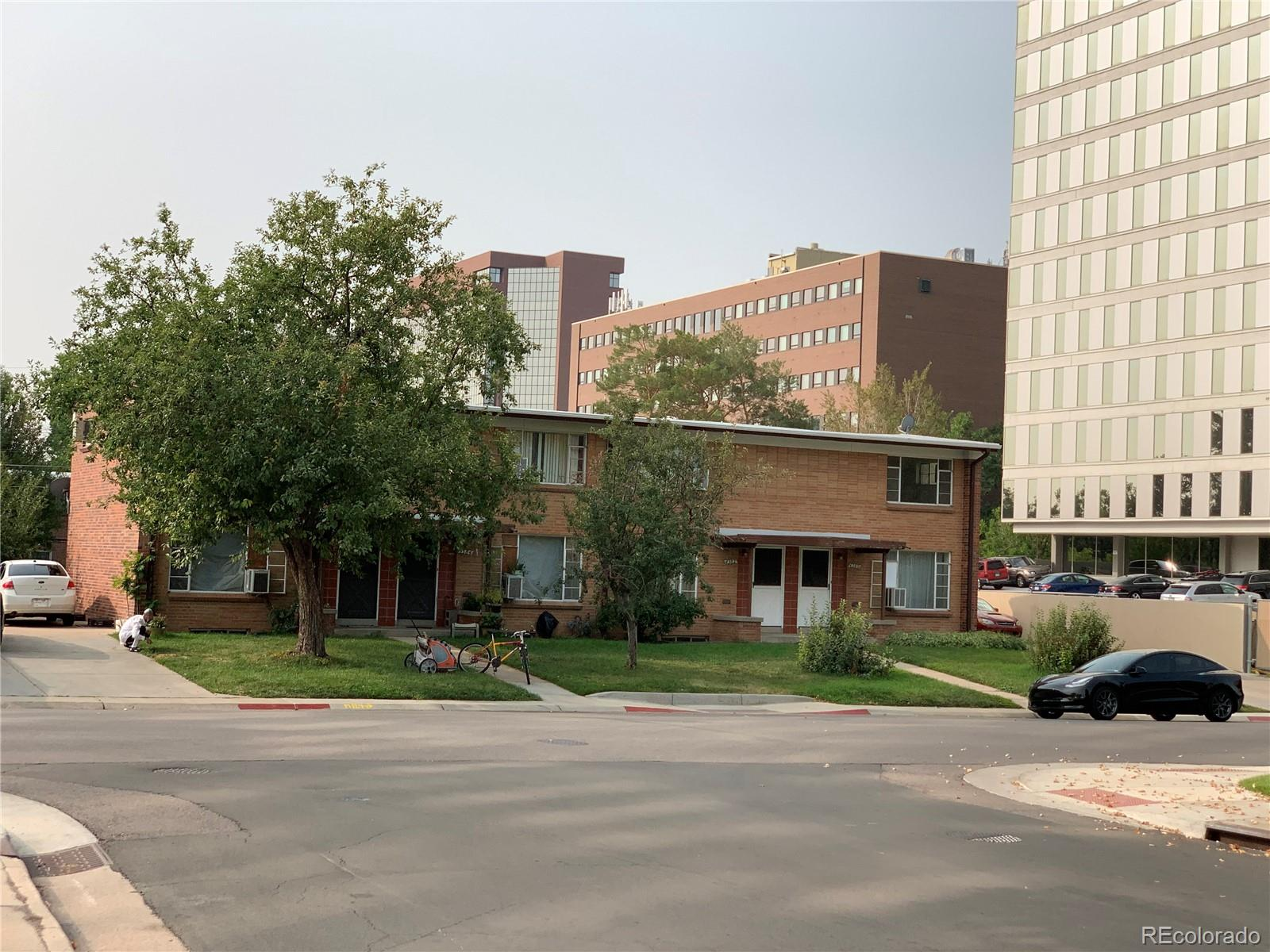 Great Redevelop opportunity in a hot area. Units are livable and in good condition. Outstanding location. These units are sold as a bulk sale with other units at 4370 E Montana Pl and 4480 E Montana Pl.