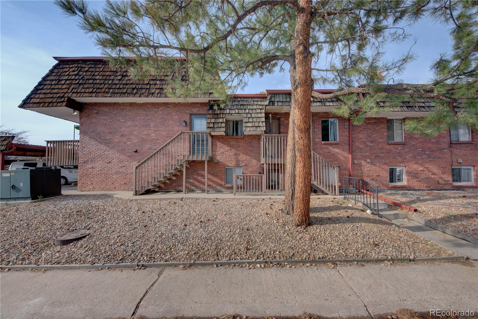 Welcome to this completely renovated and remodeled condo between the Goldsmith and Virginia Village areas of Denver.  The home has new cabinets, new Stone Coat counters, new appliances, and a new AC unit.  The Heat is included with the HOA, along with laundry on-site. Located along Evans, you are close to I-25, public transit (including light rail), and plenty of restaurant choices.