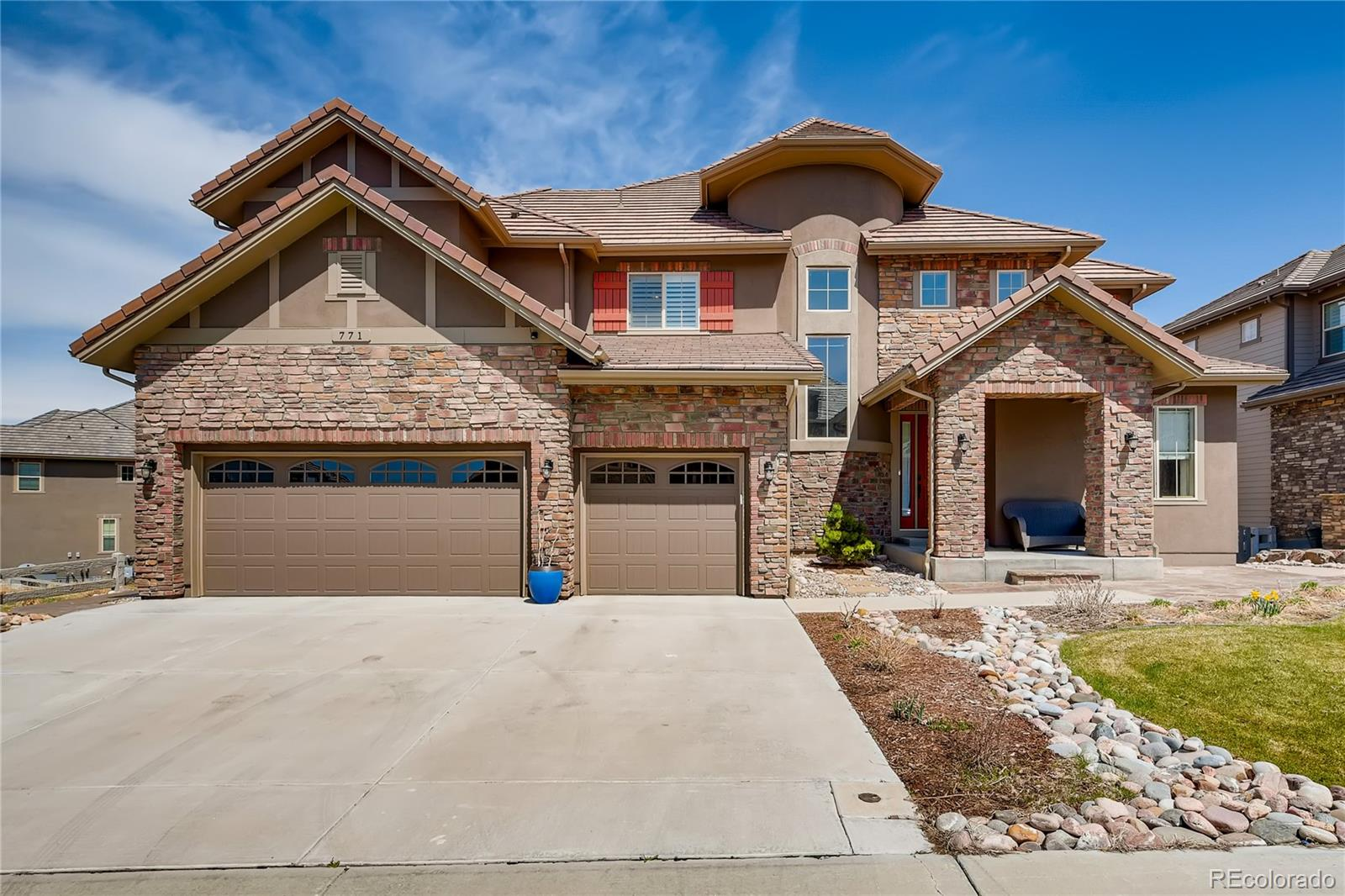 Photo of 771  Braesheather Place, Highlands Ranch, CO 80126
