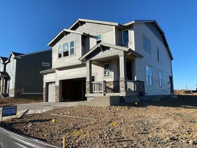 Available October 2021! Colorado living at its finest! This gorgeous Peak 2- story in the Willow Bend community features 4 beds, 2.5 baths, great room, spacious kitchen, Large loft unfinished basement for future expansion, 3 car garage and more. Covered deck is included with this home. Beautiful upgrades and finishes throughout. Close to dining, shopping, entertainment & other amenities. Come see why time after time, Lennar stands above other builders. You will not be disappointed. Each floor plan has been thoughtfully designed to incorporate energy efficiency & technology along with luxury - Comfortable elegance! Easy commute to Downtown Denver, Boulder, Golden and beyond. Don't wait - this home will sell quickly.