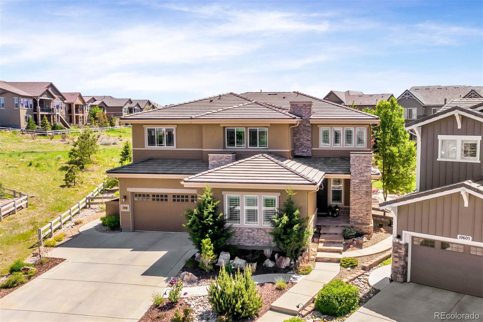 Photo of 10611  Autumnsong Court, Highlands Ranch, CO 80126