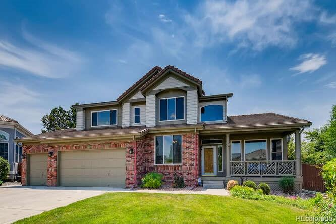 8726 Tall Grass Place, Lone Tree, CO 80124