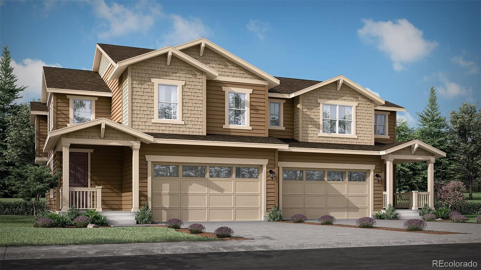 Available November 2021!  Brand new paired home in Buffalo Highlands.  Gorgeous Meridian 2 story backs features 3 beds, 2.5 baths, great room, open kitchen, dining room, loft, upstairs laundry, 2 car garage, full unfinished basement for future expansion. Beautiful upgrades and finishes. This is the largest paired home plan with an amazing kitchen w/walk-in pantry plus walk-in closets in all bedrooms. Buffalo Highlands is a new Lennar community providing the best of Colorado living with all the latest technology.  Lennar provides the latest in energy efficiency & state of the art technology with several fabulous floorplans to choose from.  Energy efficiency, and technology/connectivity seamlessly blended with luxury to make your new house a home.  What some builders consider high-end upgrades, Lennar makes a standard inclusion. You will not be disappointed. This community offers single family and paired homes for every lifestyle.  Close to dining, shopping, entertainment and other amenities. Easy commute to DIA, E-470, Downtown Denver, Golden, Boulder & beyond.  Don't wait – this is a typically sold out plan and won't last long.
