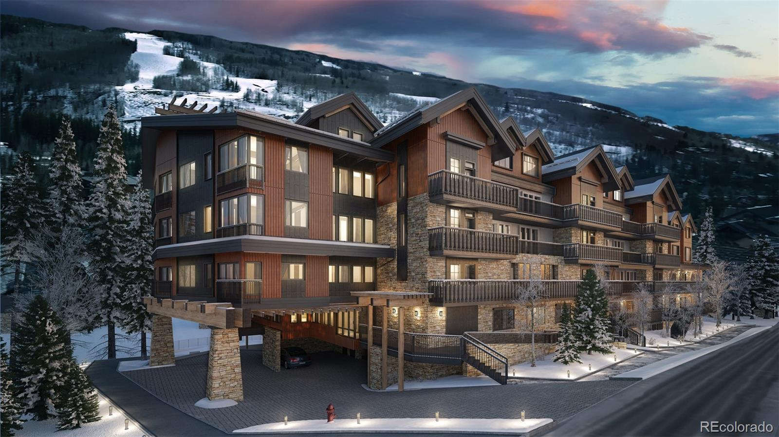 400 S Frontage Road E 401, Vail, CO 81657