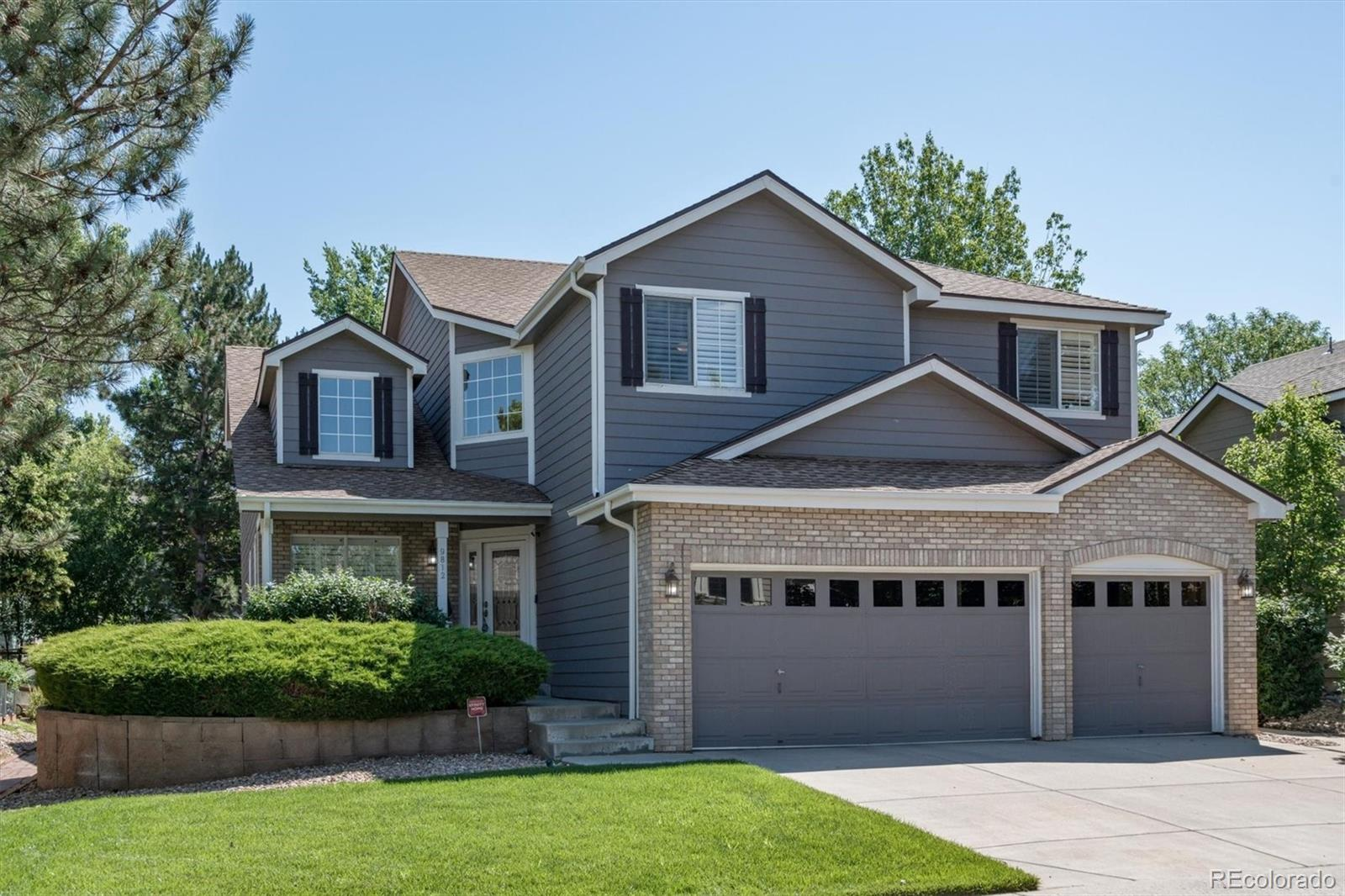 9812 Spring Hill Place, Highlands Ranch, CO 80129