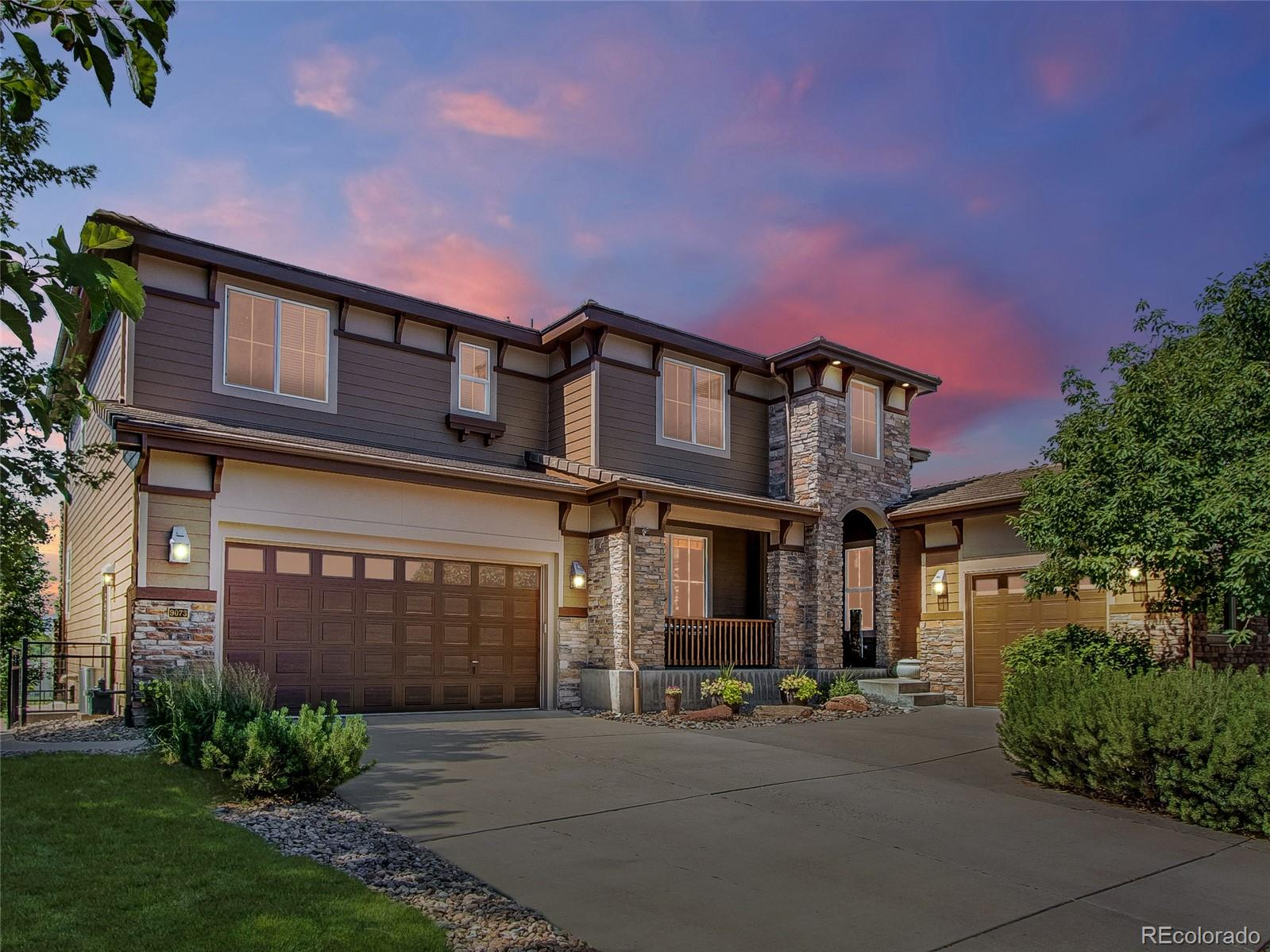 Photo of 9073  Hunters Way, Highlands Ranch, CO 80129