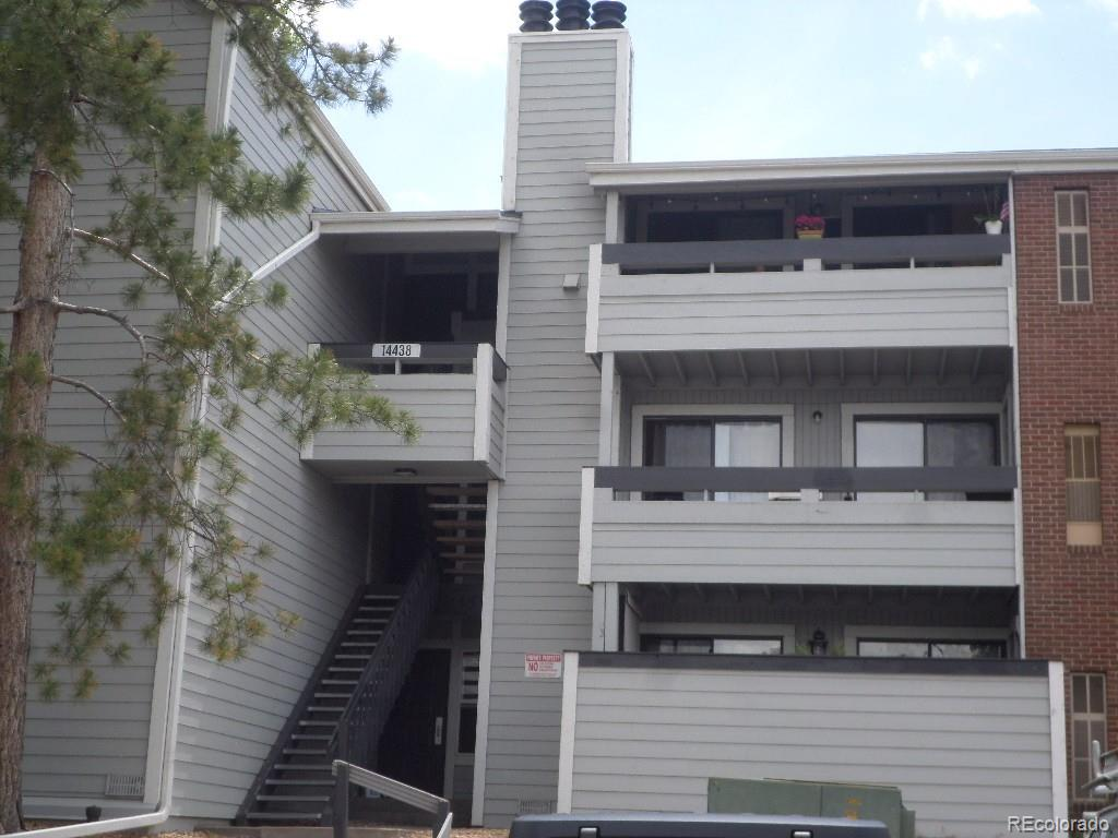 Update 07/25/2021:  Property currently has is tenant occupied.  Showings must be set with agent, please do not attempt to contact tenant. Tenants lease is up October, 31.  This is a well maintained 3rd floor unit.   Unit has been updated.  This unit comes with a carport.   Please call Jim Gibson for showing - 720 937 0582