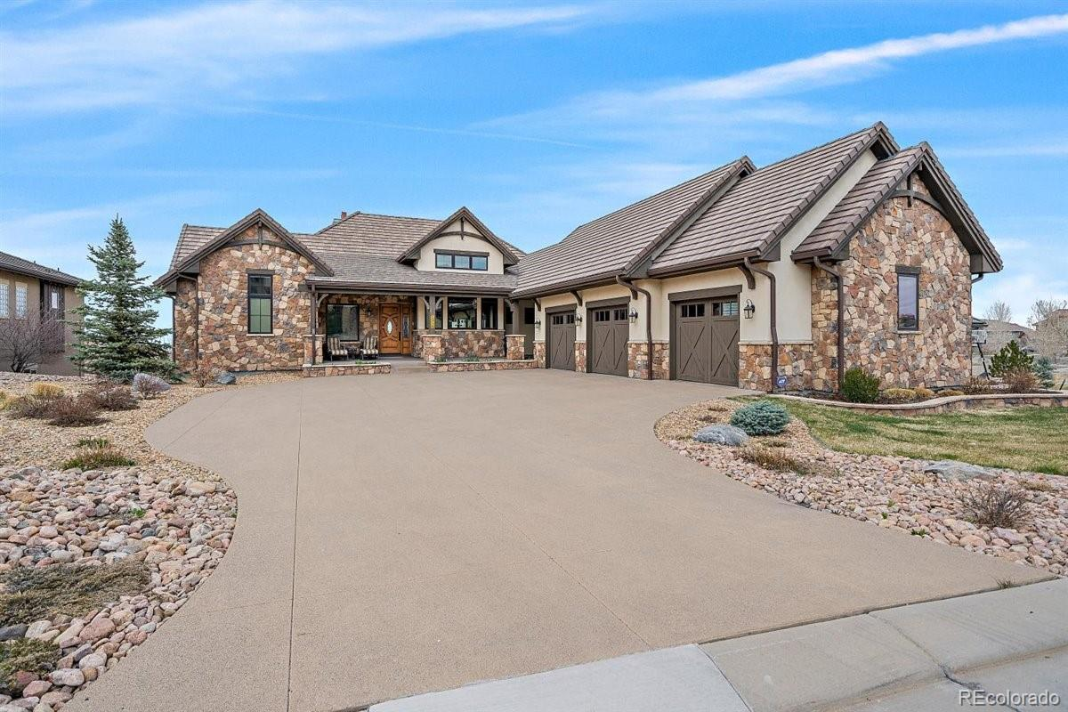 Photo of 10775  Backcountry Drive, Highlands Ranch, CO 80126