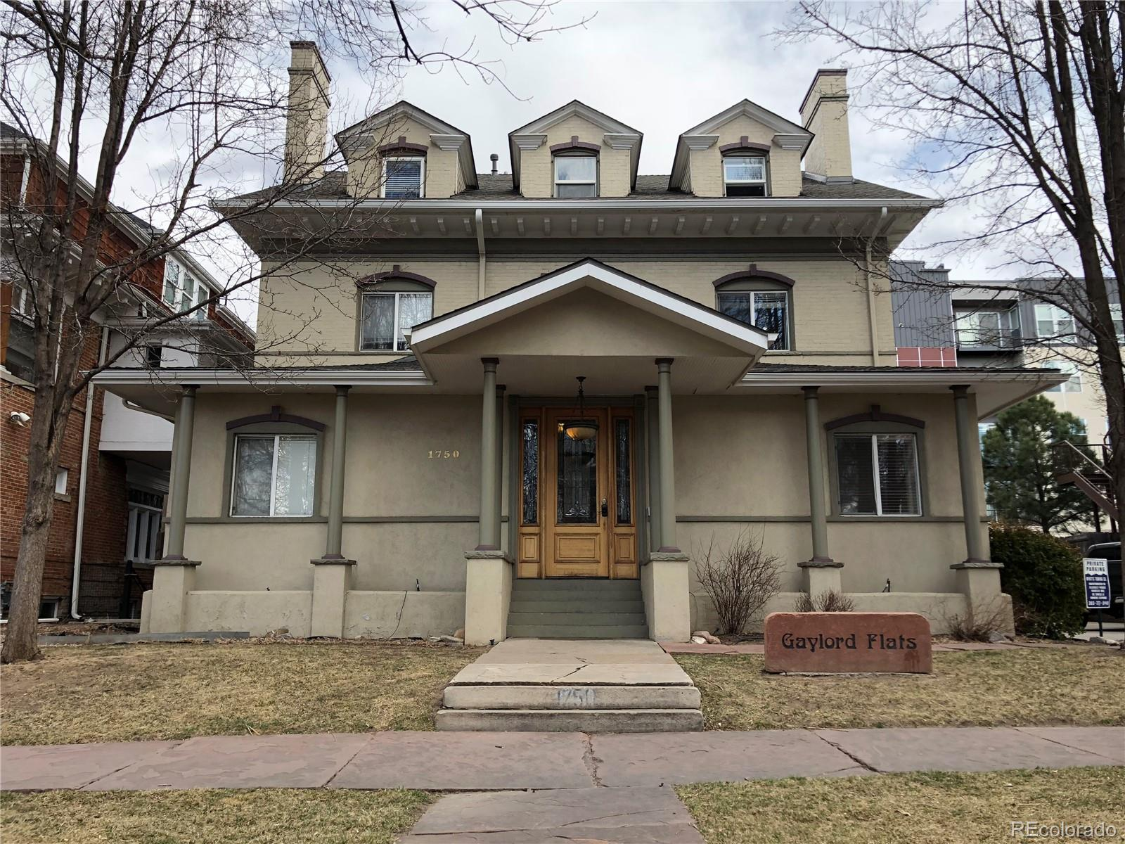 Photo of 1750  Gaylord Street, Denver, CO 80206