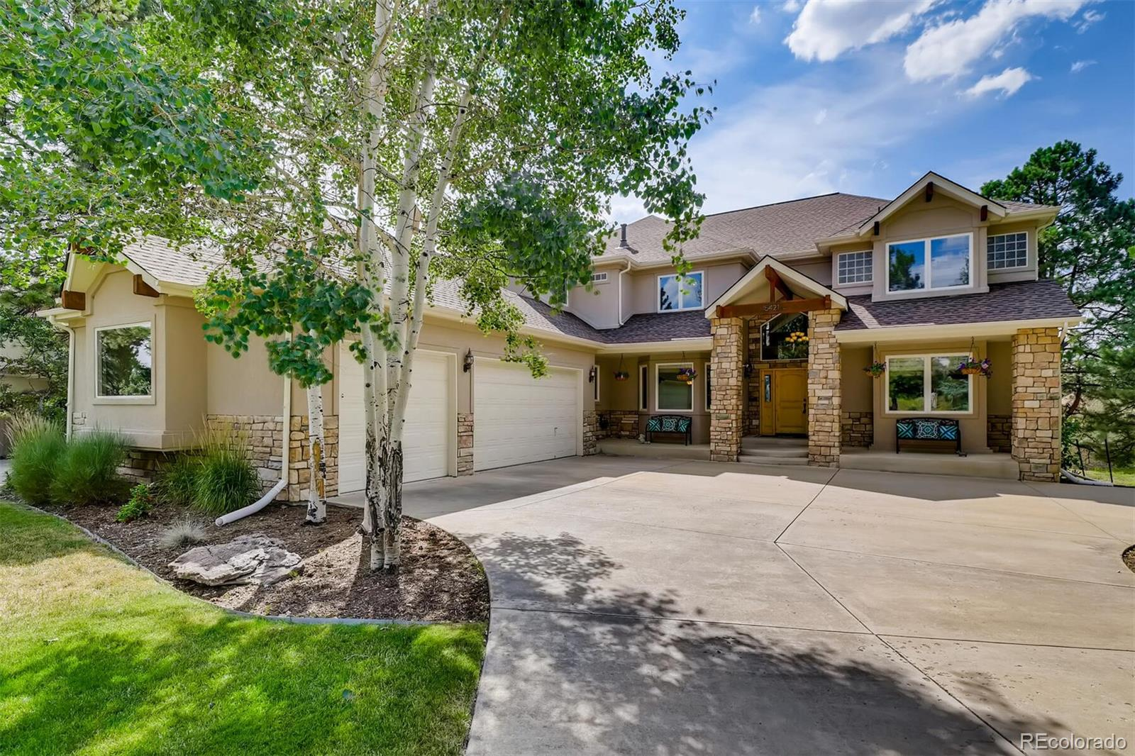 5421 Soapweed Circle, Parker, CO 80134