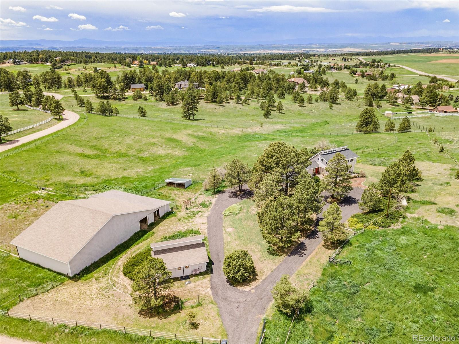 6827 N Yucca Trail, Parker, CO 80138