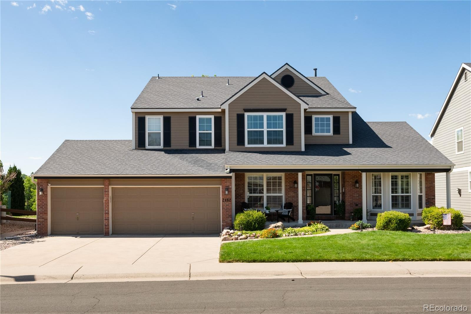 2462 Cactus Bluff Place, Highlands Ranch, CO 80129