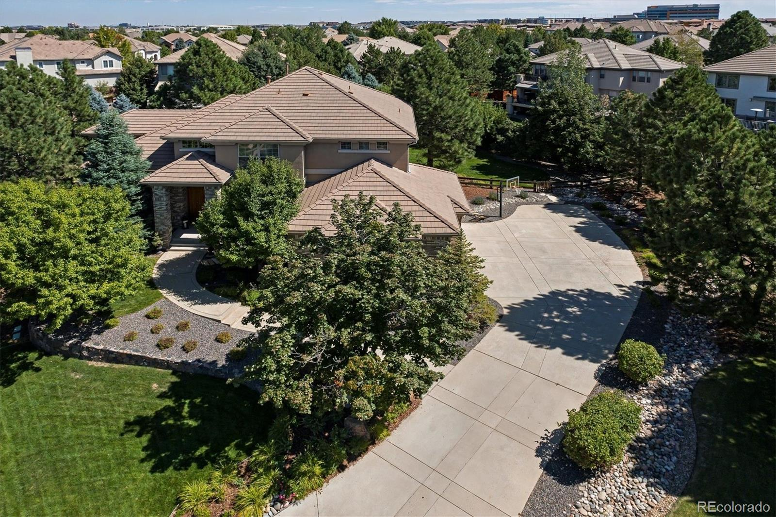 9900 S Shadow Hill Court, Lone Tree, CO 80124
