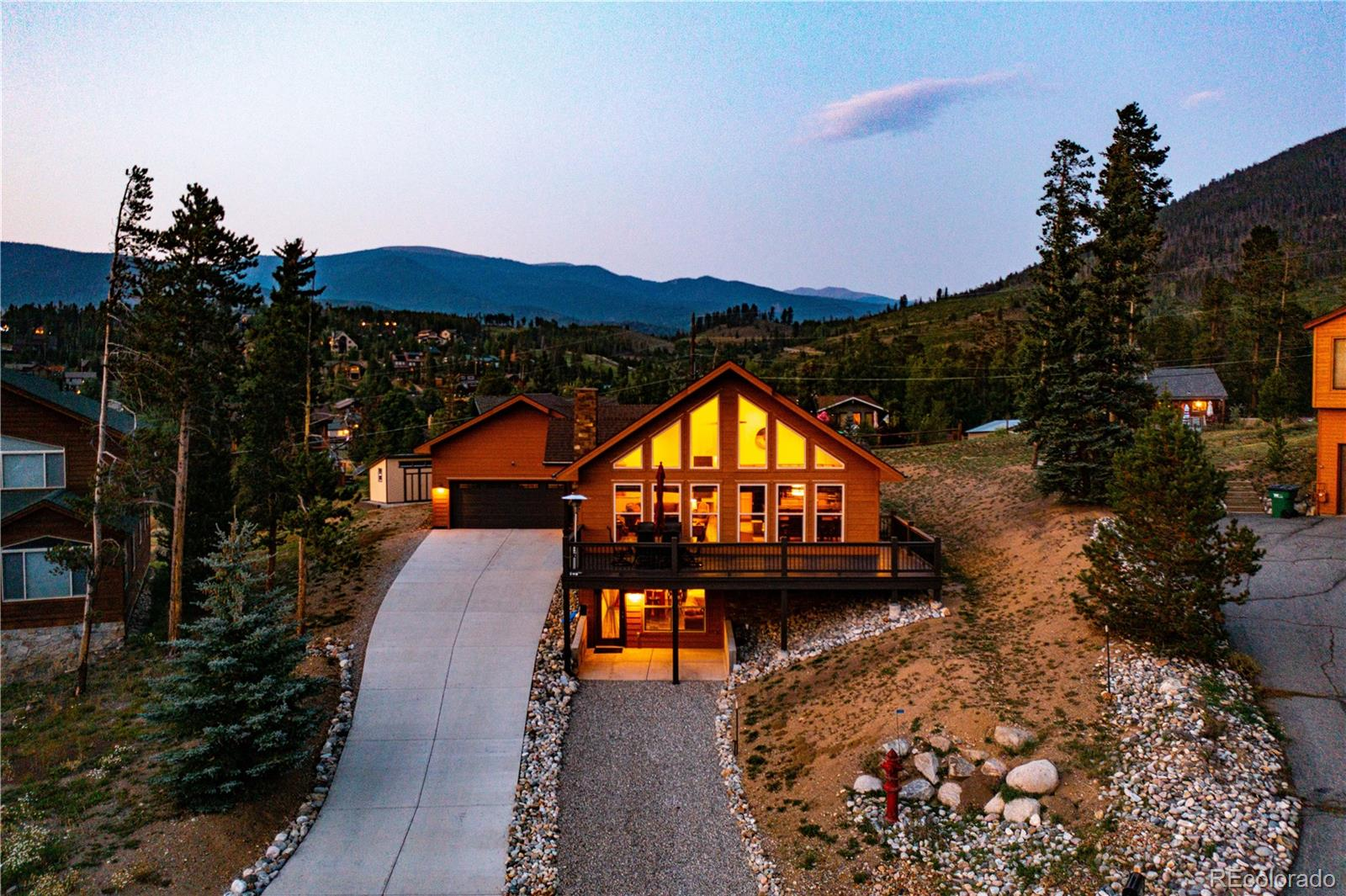Photo of 103  Hideaway Court, Dillon, CO 80435