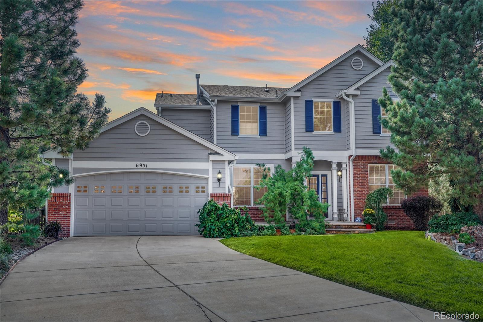 6951 Daventry Place, Castle Pines, CO 80108