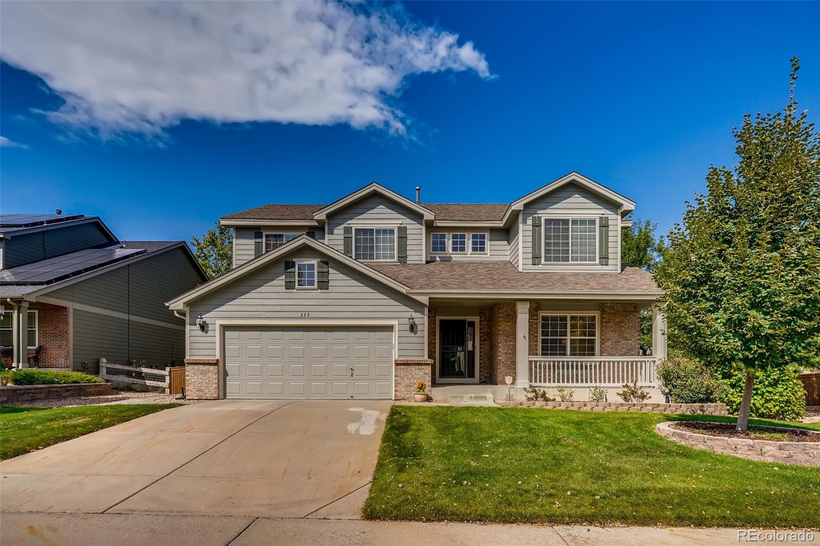 323 Rose Finch Circle, Highlands Ranch, CO 80129
