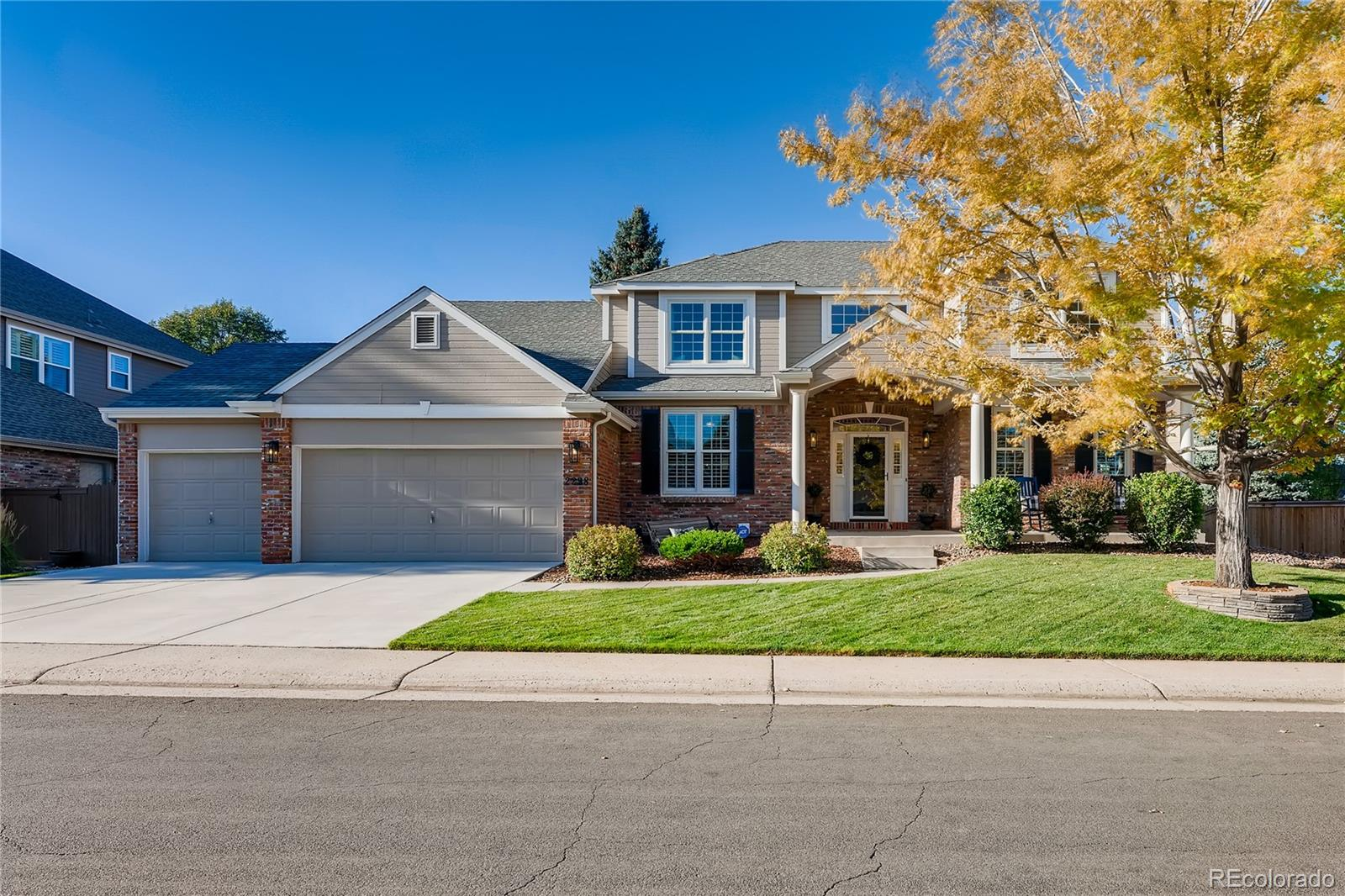 2298 W Indian Paintbrush Drive, Highlands Ranch, CO 80129