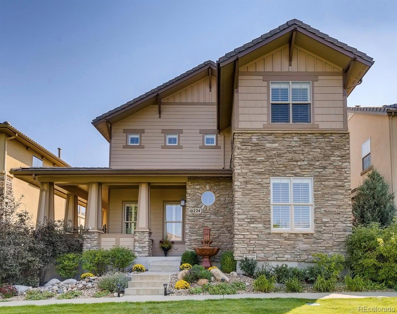 10224 Bluffmont Drive, Lone Tree, CO 80124