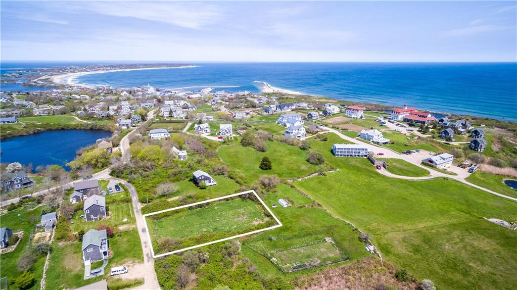 A wonderful opportunity to build your Summer home on Block Island.  Great location, walk to town and beaches. Town sewer and water available.  Lovely ocean and sunrise views.
