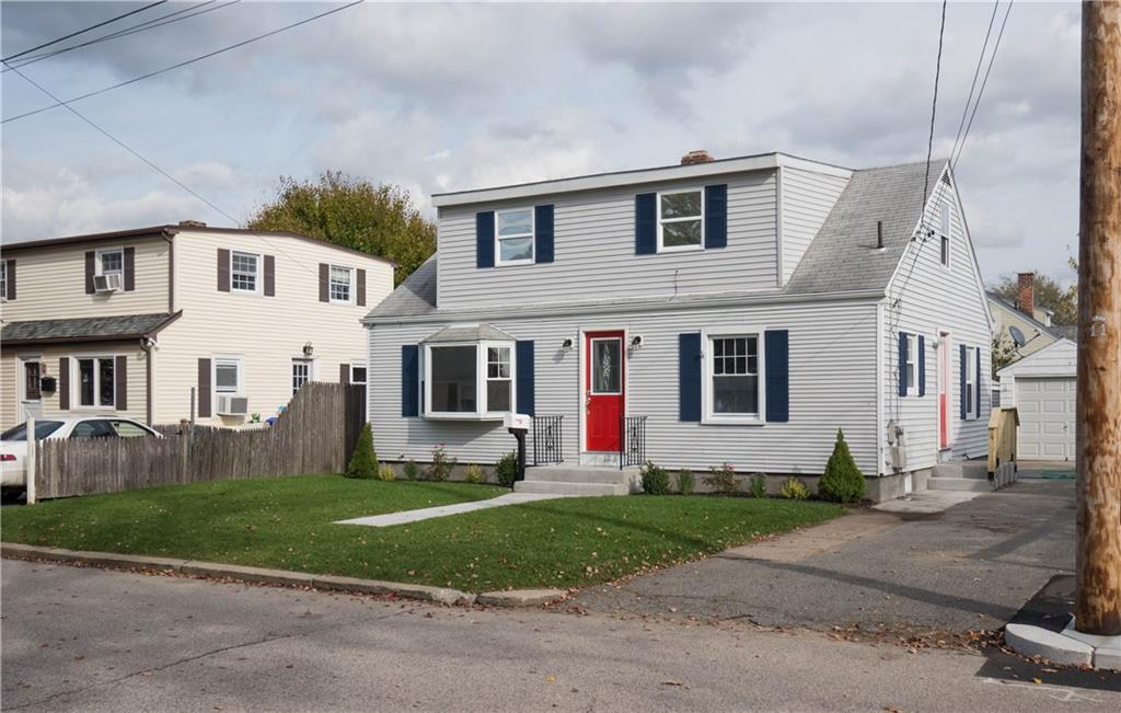 Location, location, ample single family home in one of the most desired neighborhoods of Pawtucket, this is a must see, once you take a look you will fall in love with this Beautiful Home. Fully rehabbed home with tons of character plus a complete finished basement.