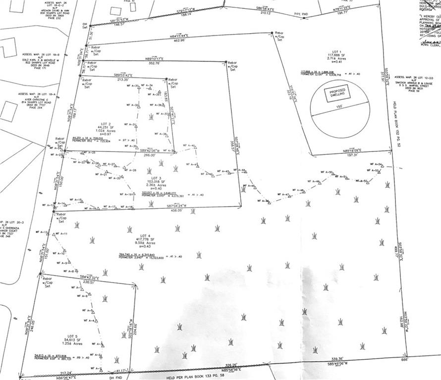 Beautiful lot in Swansea, MA. This 1.25 acre parcel is in an extremely desirable location, in close proximity to local shopping, restaurants, and highway access. Many builder's packages available.