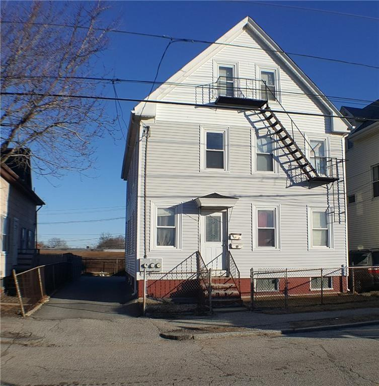 Nice 2 Family home in Auburn. 3 levels of living space with one large owner unit on the second and 3rd floor. Good updates to the home and new vinyl siding and new architectural shingle roof as well. Exterior back deck and Good Parking.