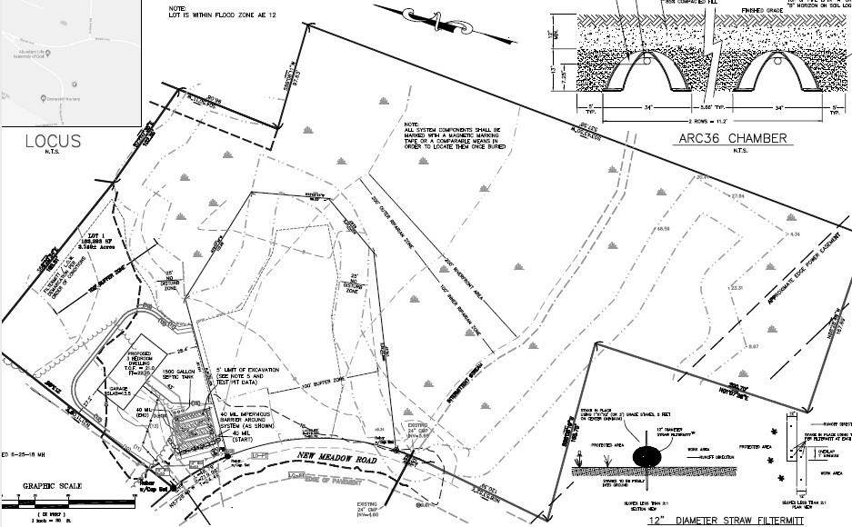 This is the opportunity you have been looking for! Land available on beautiful New Meadow Road in Swansea just before the Barrington state line. Perc tests complete, desirable perc test results, survey and septic design complete-not yet town approved. Trees have been cleared so you can easily see how much yard space you will have. The lot is surrounded by trees on the perimeter and along the rear of the property line giving you privacy in the back yard. Public water and electricity at the street. The convenience of living at this location would be incredible! Near private and public schools, shopping, easy Route 6 and highway access! There are four lots total to choose from. There are two lots on New Meadow and two other parcels on Warren Avenue. Call today for a land tour.