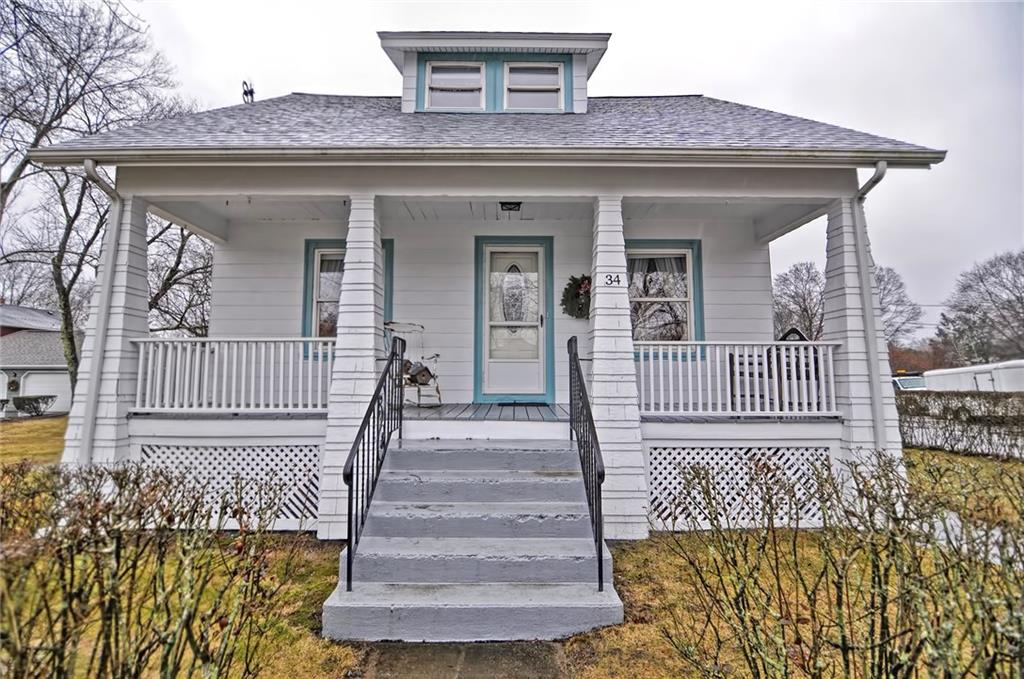 Newly Renovated and Impeccable North Seekonk Bungalow! Imagine moving right in to this beautiful home on Ricard Street? Purchase at this incredibly sought after price point without having to do all of the updating that most of the other homes require! There is so much character and charm throughout this property that you will enjoy for years to come! Enjoy the renovated kitchen with solid Corian counters, stainless steel appliances, new hardwood flooring and recessed lights! The kitchen is open to the dining area which gives you a perfect view of your extra large and very private lot. The family room is spacious and bright and the second floor features a master bedroom with gleaming hardwoods and its own private bathroom! Freshly painted interior, new lighting throughout and new carpeting! The massive 2 car detached garage is a like a dream come true! Potential to finished basement in future, updated electrical, natural gas heat and cooking! Brand new septic installed 2019!