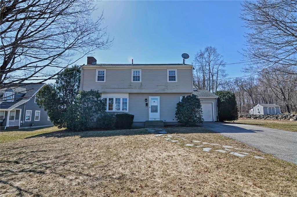 Perfect Somerset location! This well-built spacious home has been meticulously maintained by long time owner. Conveniently located across from North Elementary School. Perfect floorplan that can be easily customized/updated. Original hardwood floors throughout upstairs and downstairs. Large living room features wood burning fireplace and new bay window. Plenty of natural light throughout entire home. Formal dining area leads into large kitchen with breakfast nook. Breezeway off of kitchen gives access to attached garage with automatic door opener. Pristine hardwood stairs lead to four generously sized upstairs bedrooms and full bath. Newer vinyl siding and 200 amp electrical box. Roof and windows replaced within the last 8 years. Partially finished basement offers plenty of storage space with bulkhead to pool area. Fenced in in-ground cement pool with diving board and slide, has been cleaned annually and has new filter. Large open lot with stone walls and garden. Move right in!